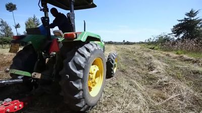 John Deere hopes to break ground in Africa through tractor-hailing tech