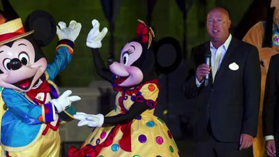 Is new Disney CEO Bob Chapek up to the task?