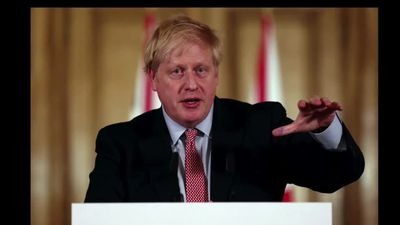 Boris Johnson getting better as UK economy seeks lifeline