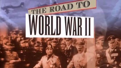 The Road to World War II - Japan Invades China