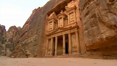Ancient Megastructures - Petra: Ancient City