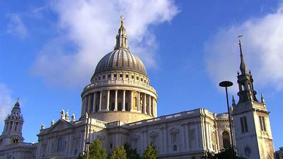 Ancient Megastructures - St Paul's Cathedral