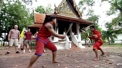 Strong Men - Thai Kickboxing