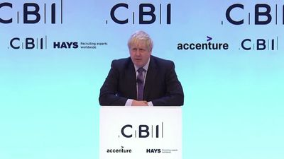 Johnson drops Tory plan to cut corporation tax
