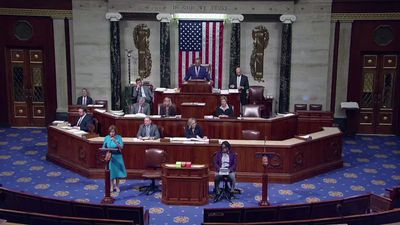 U.S. House passes HK bills, drawing China's ire