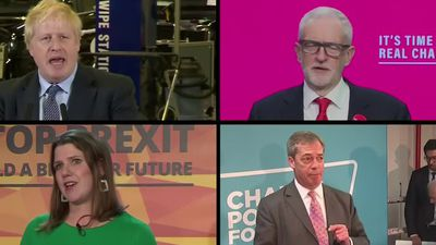 Where do UK political parties stand in the Brexit election?