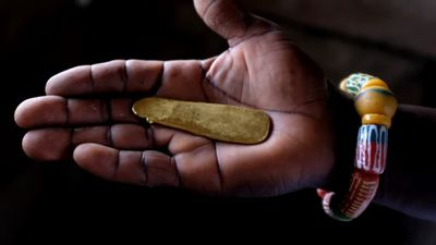 How gold mines pad jihadists' wallets