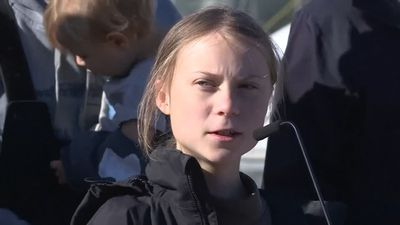 Thunberg: People are underestimating 'the force of angry kids'