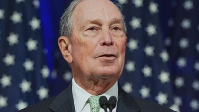 Bloomberg in 'outstanding health': doctor