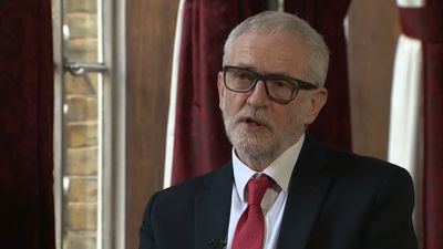 UK Labour's Corbyn to stay as leader until next year