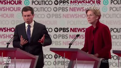 Buttigieg takes the heat in latest Democrats debate