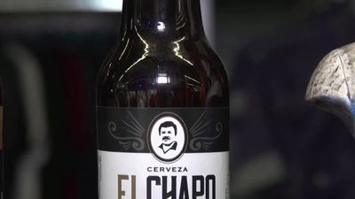 "Drink like a kingpin: The new ""El Chapo"" beer"
