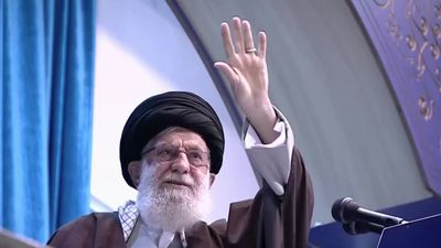 Iran's Khamenei says revenge attacks on U.S. targets in Iraq showed support of God