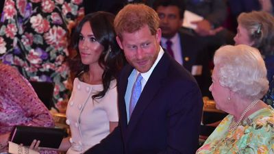 Harry and Meghan: Royal Highnesses no more