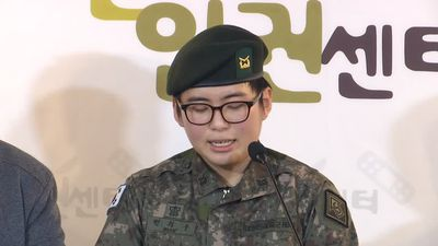 'I will continue to fight': South Korea's first transgender soldier vows to oppose dismissal