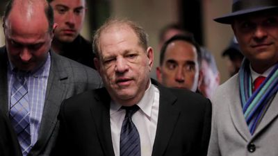 Prosecutor paints Weinstein as 'a rapist'