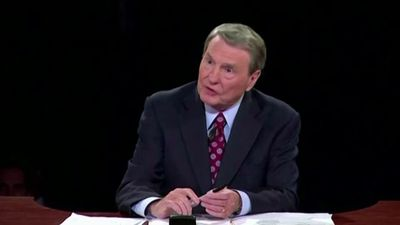 Veteran PBS anchor Jim Lehrer dies at 85