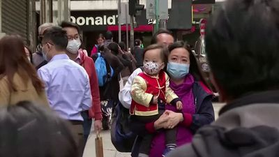 China coronavirus death toll climbs to 80