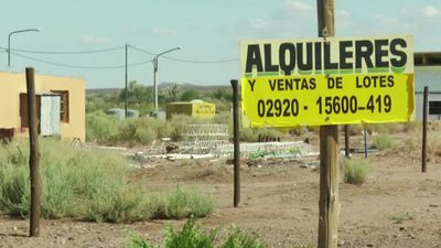 Argentina's energy bust leads to 'ghost town'