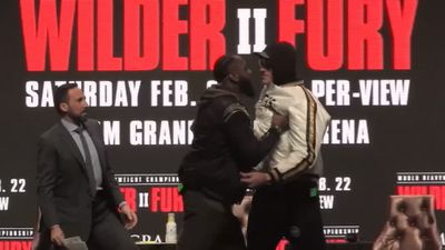 Deontay Wilder and Tyson Fury square off in Las Vegas for much anticipated rematch