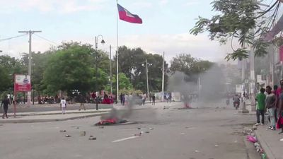 Violent protests overshadow Carnival in Haiti