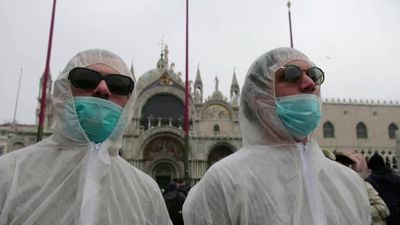 Italy cuts Carnival short over coronavirus spike