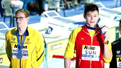 Chinese swimmer Sun Yang given eight year doping ban