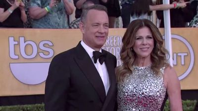 Tom Hanks and wife test positive for coronavirus