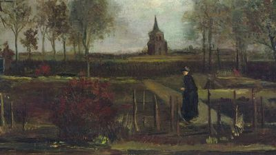 Van Gogh painting stolen from Dutch museum