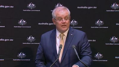 Australia announces free childcare for six months
