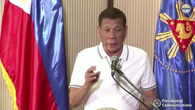 'Shoot them dead:' Philippine leader on lockdown violators