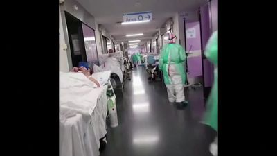 Medic unions say Spain ignored doctors' warnings