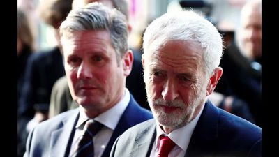 Corbyn's Brexit chief on track to take Labour helm
