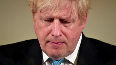 UK PM Johnson in intensive care unit with COVID-19 symptoms