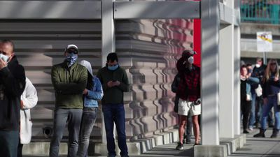 Vigilance leading to hopeful signs in U.S. outbreak