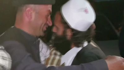 Afghanistan frees 100 Taliban prisoners