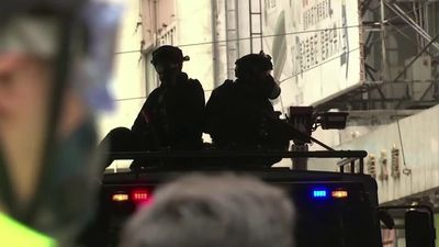 Police fire teargas in Hong Kong's biggest lockdown-era protests