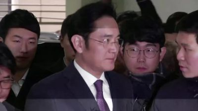 Samsung heir questioned over controversial deal