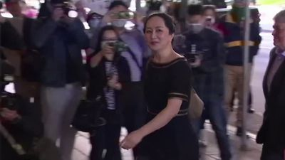 Huawei's Meng Wanzhou drawn closer to extradition