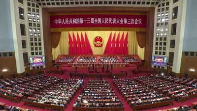 China parliament approves Hong Kong security bill