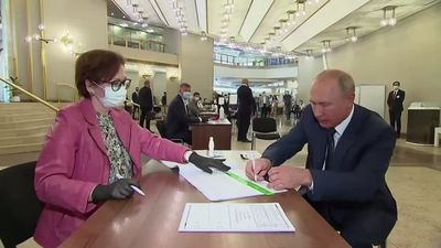 Putin granted right to extend rule until 2036