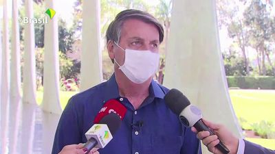 Brazil's Bolsonaro tests positive for coronavirus