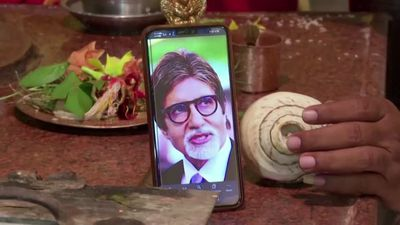 Bollywood's Bachchan tests positive for COVID-19