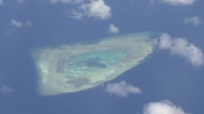 U.S. rejects Beijing's claims in South China Sea