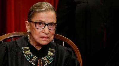 Justice Ginsburg in hospital for possible infection