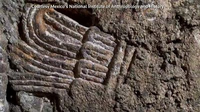 Ancient Aztec ruins found in Mexico City