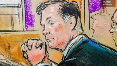 Expected star witness may not testify in Trump ex-aide Manafort's trial