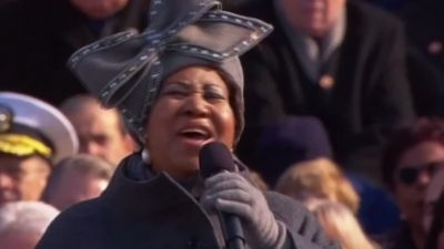 Queen of Soul, Aretha Franklin, dead at 76