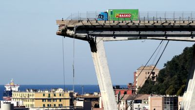 Italy weighs cost of bridge response