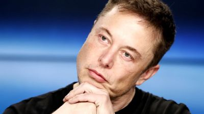 Elon Musk says past year has been 'excruciating'